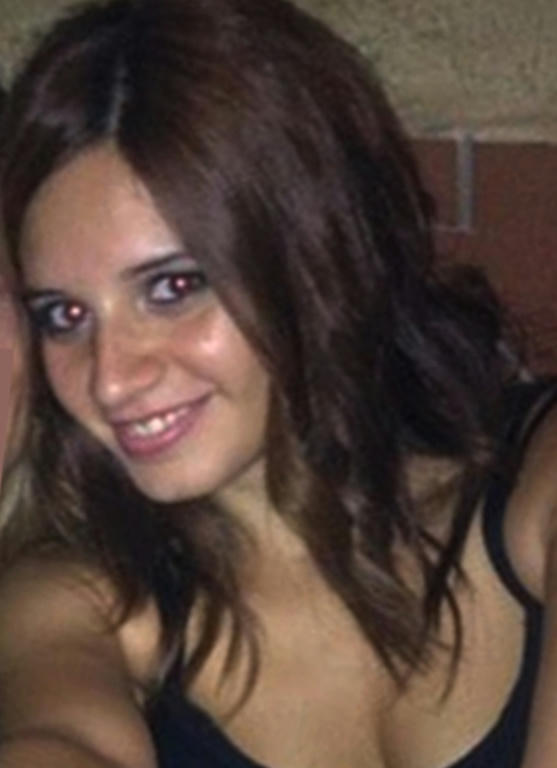 Giordana-Di-Stefano,-la-joven-madre-de-una-pequeña-niña