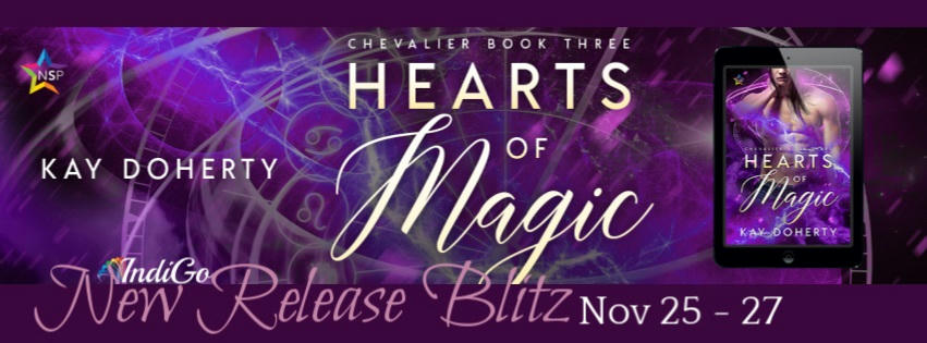 Kay Doherty - Hearts of Magic RB Banner