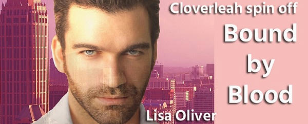 Lisa Oliver - Bound by Blood Banner s