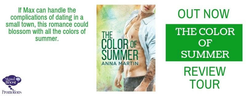 Anna Martin - The Color Of Summer RTBANNER-34