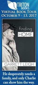 Garrett Leigh - Finding Home TourBadge