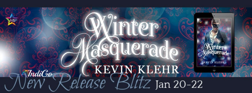 Kevin Klehr - Winter Masquerade RB Banner