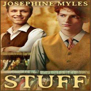 Josephine Myles - Stuff Square