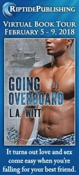 L.A. Witt - Going Overboard TourBadge