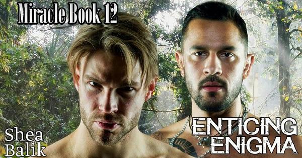 Shea Balik - Enticing Enigma Banner