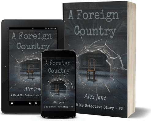 Alex Jane - A Foreign Country 3d Promo