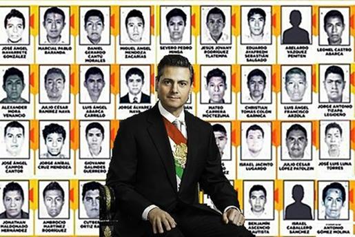 Enrique-Peña-Nieto,-uno-de-los-Presidentes-más-impopulares-de-México,-representante-in-excelso-de-la-clase-más-rica-y-poderosa-del-país-afronta-protestas-en-su-contra-desde-el-mismo-día-en-que-anunció-su-candidatura-presidencial
