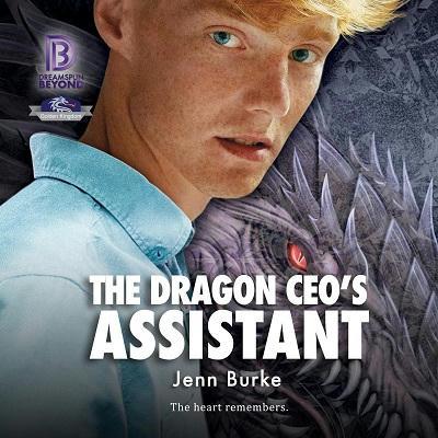 Jenn Burke - The Dragon CEO's Assistant Audio Cover 23i474