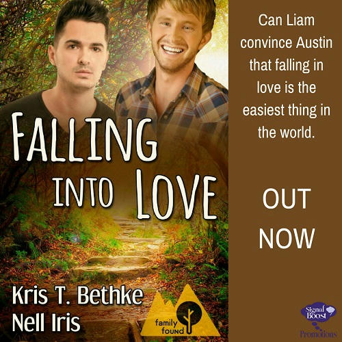 Nell Iris & Kris T Bethke - Falling Into Love IGPromo