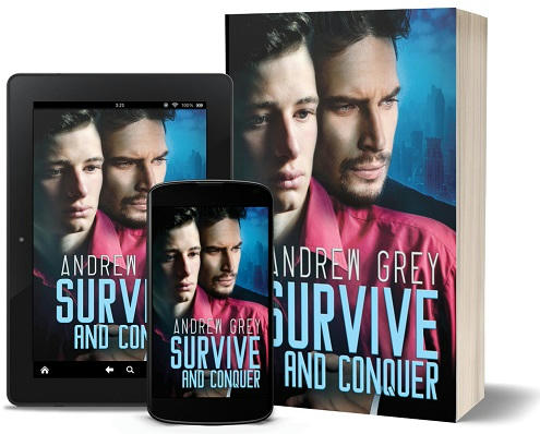 Andrew Grey - Survive and Conquer 3d Promo