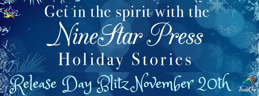 NineStar Press Holiday Stories Banner