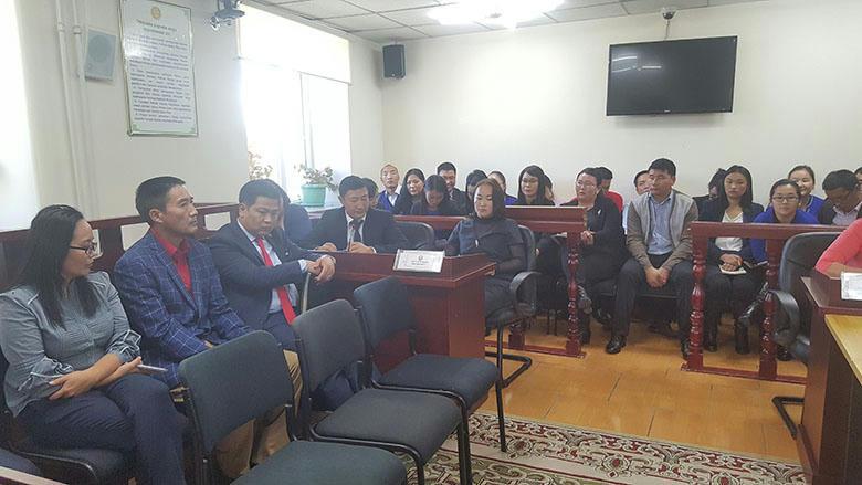 Говь-Алтай, Баянхонгор аймгийн шүүхүүдийн туршлага солилцох арга хэмжээ амжилттай болж өнгөрлөө