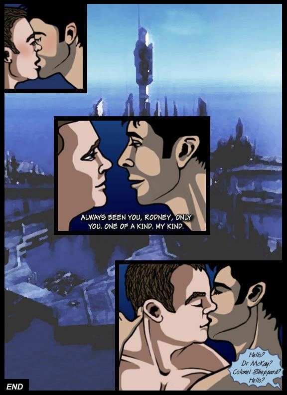 panel 4 - kissing