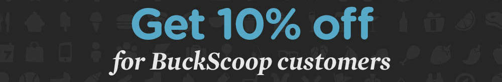 10% Off Promo Code At LivingSocial Exclusive to Buckscoop Community