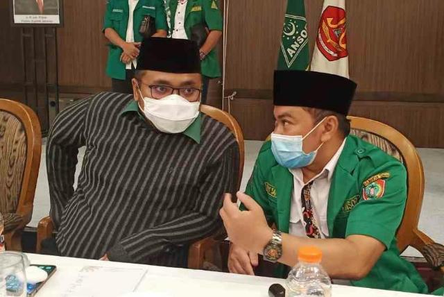 GP Ansor Kalimantan Tengah Kutuk Pengeboman Katedral Makassar