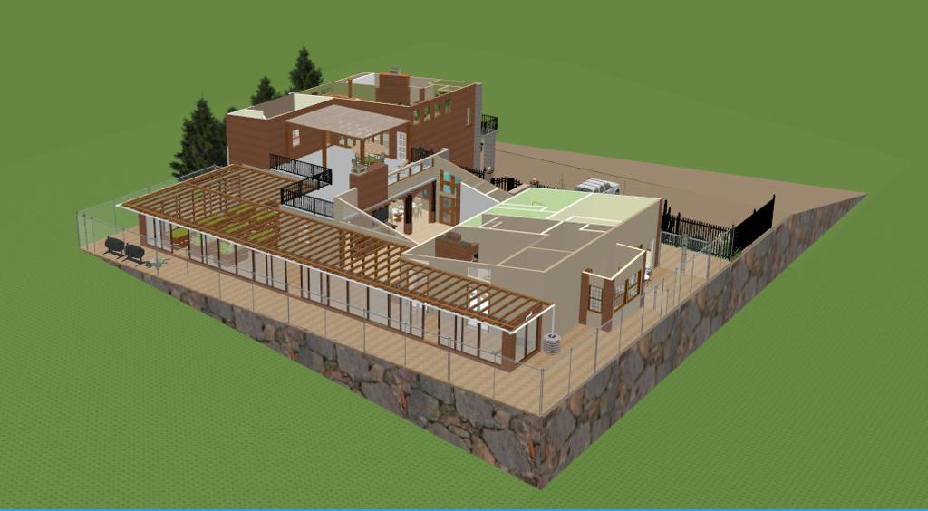 sweet home 3d forum view thread sloping terrain again. Black Bedroom Furniture Sets. Home Design Ideas