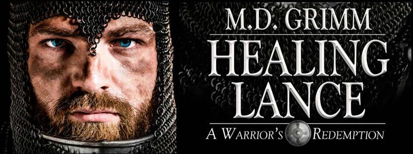 M.D. Grimm - Healing Lance Banner