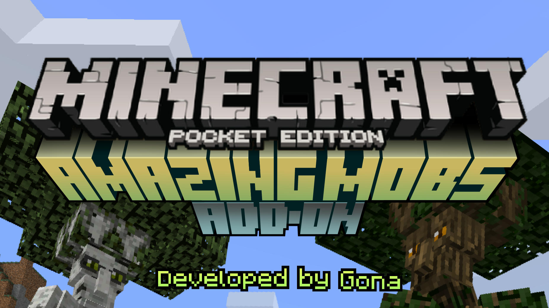Amazing Mobs Add-On!!! A lot of new creatures on your
