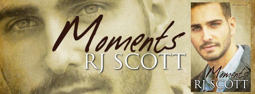 R.J. Scott - Moments Banner