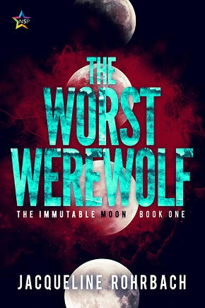 Jacqueline Rohrbach - The Worst Werewolf Cover