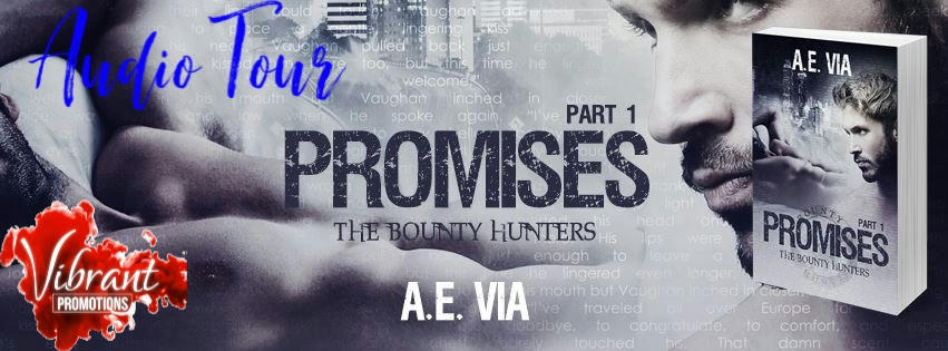 A.E. Via - Promises 1 Audio Tour Banner