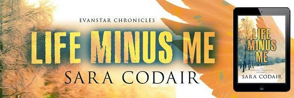 Sara Codair - Life Minus Me NineStar Banner