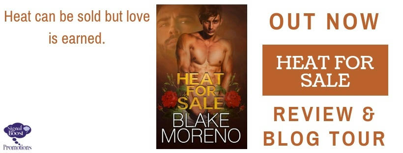 Blake Moreno - Heat For Sale RTBanner