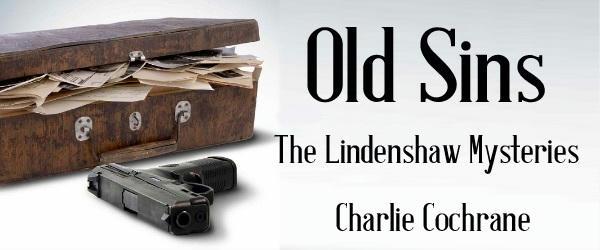 Charlie Cochrane - Old Sins Banner