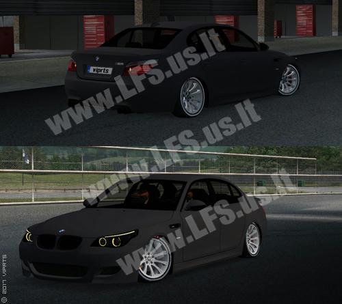 XR - BMW M5 E60