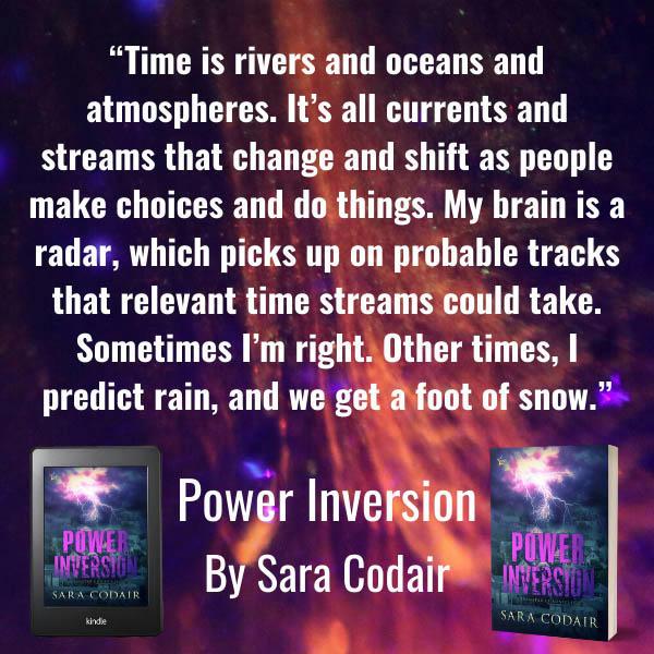 Sara Codair - Power Inversion Promo 4