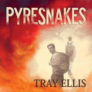 Tray Ellis - Pyresnakes Square