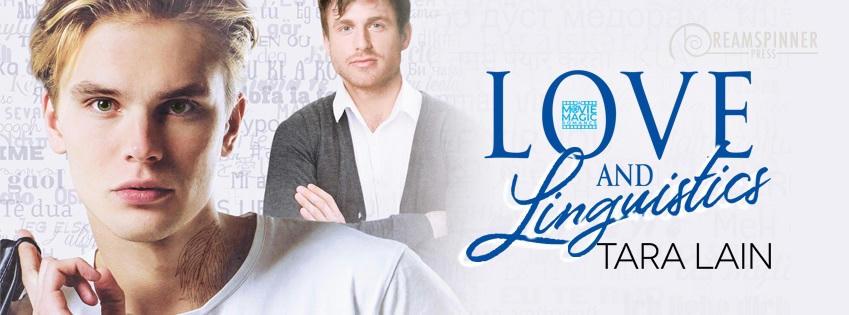 Tara Lain - Love and Linguistics Banner
