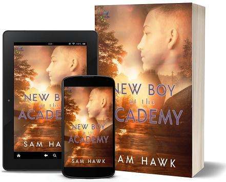 Sam Hawk - New Boy at the Academy 3d Promo