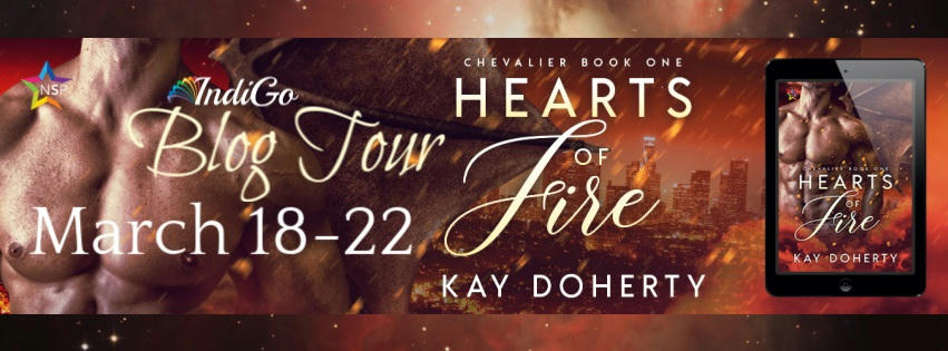 Kay Doherty - Hearts on Fire BT Banner