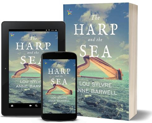 Lou Sylvre & Anne Barwell - The Harp and the Sea 3d Promo nfk8j