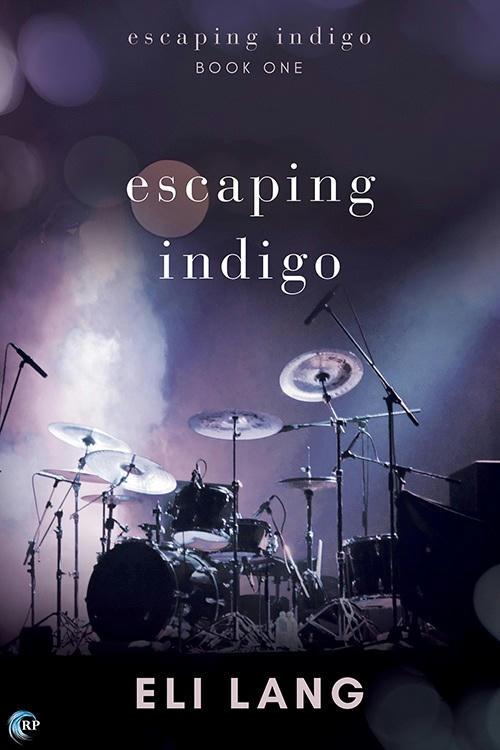 Eli Lang - Escaping Indigo Cover