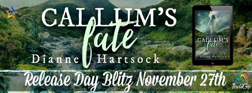 Dianne Hartsock - Callum's Fate Banner