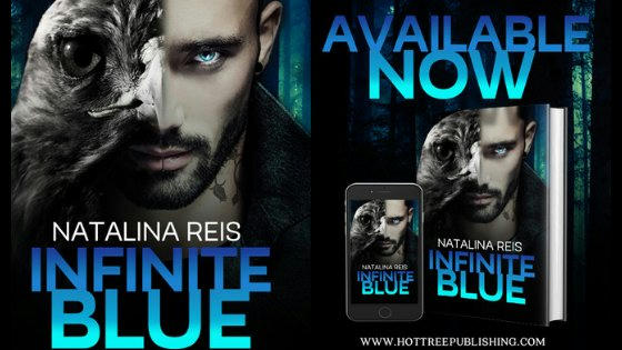 Natalina Reis - Infinite Blue Available Now
