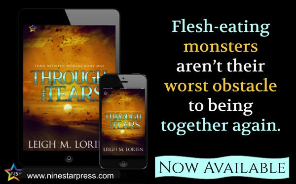 Leigh M. Lorien - Through The Tears Now Available