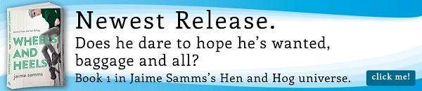 Jaime Samms - Wheels and Heels Riptide Banner