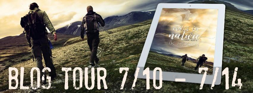 J.K. Hogan - Force of Nature Tour Banner