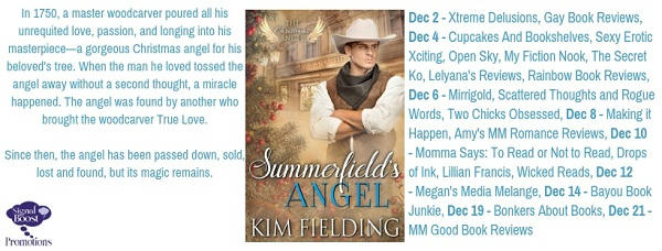 Kim Fielding - Summerfield's Angel TourGraphic-9