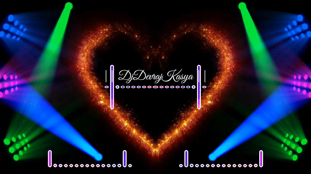 Heart DJ Light Avee Player Template Download
