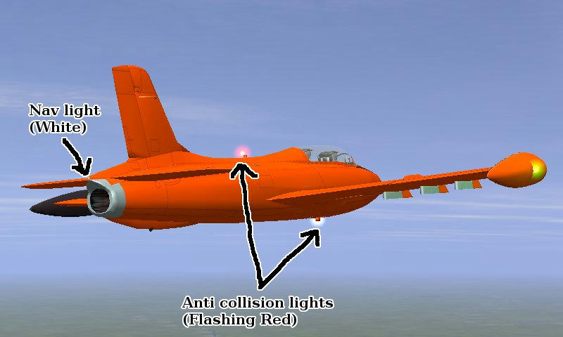 What S The Difference Between Strobe Navigation And Anti Collision