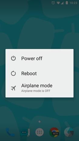 Android Mobile Turn OFF Screen
