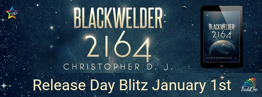 Christopher D.J. - Blackwelder 2164 Tour Banner