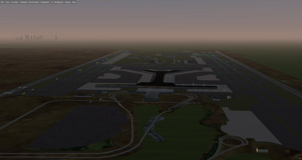 FlightGear forum • View topic - NEW DOHA AIRPORT
