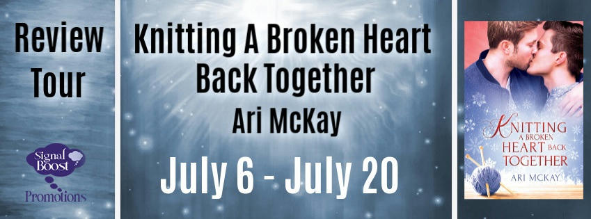 Ari McKay - Knitting a Broken Heart Back Together RTBanner