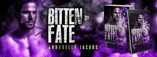 Annabelle Jacobs - Bitten By Fate Banner