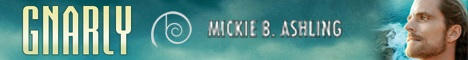 Mickie B. Ashling - Gnarly header banner